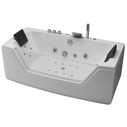 Jacuzzi whirlpool bathtub Spatec Vitro 160