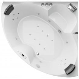 Jacuzzi whirlpool bathtub Spatec Delta