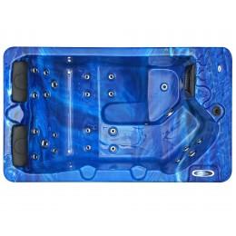 Hot tub outdoor spa SPAtec 300B azul