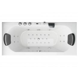jacuzzi whirlpool bathtub Spatec Nova 160