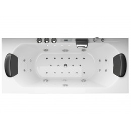 jacuzzi whirlpool bathtub Spatec Nova 190