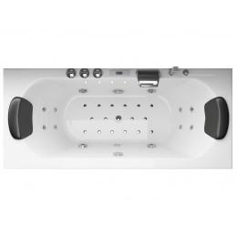 jacuzzi whirlpool bathtub Spatec Nova 200