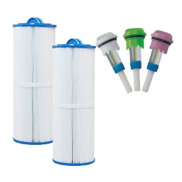 Pack of filters and aroma to choose