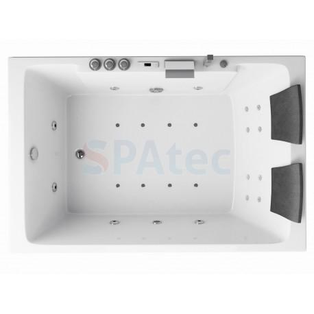 jacuzzi whirlpool bathtub Spatec Duo