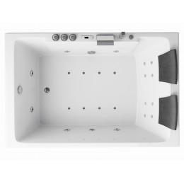 jacuzzi whirlpool bathtub Spatec Duo 130