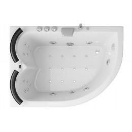 Jacuzzi whirlpool bathtub Spatec Trevi izquierda