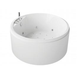 Whirlpool bathtub Spatec Volcano Round