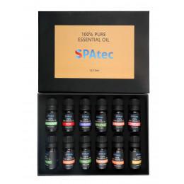 Aromatherapy: 12 aromas PACK (Spatec whirlpools)
