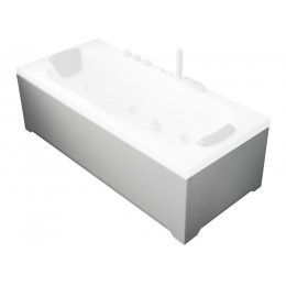 Skirts for rectangular SPATEC whirlpool bathtub