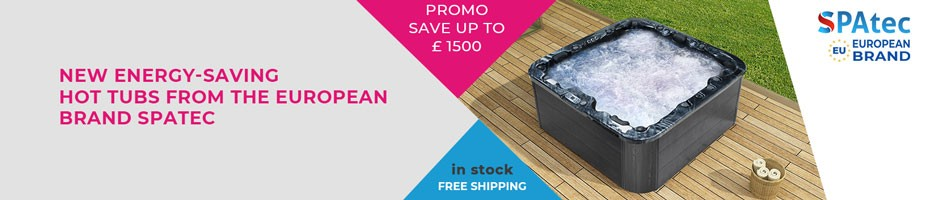 Promo Hot tubs and Outdoor SPA